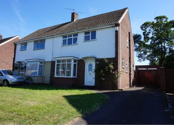Thumbnail 3 bed semi-detached house for sale in Laburnum Drive, Aylesford