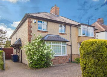Thumbnail 5 bed semi-detached house for sale in Coleridge Road, Cambridge