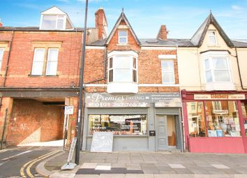 Thumbnail 3 bed maisonette for sale in Station Road, Whitley Bay