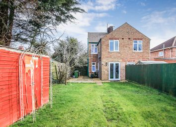 Thumbnail 2 bed semi-detached house for sale in Westbrook Park Close, Woodston, Peterborough