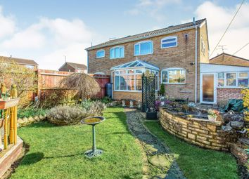 3 bed semi-detached house for sale in Whittam Close, Raunds, Wellingborough NN9