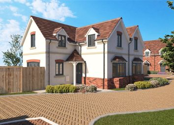 Thumbnail 2 bed semi-detached house for sale in The Cygnet (Plot B2), Swan Close, Swadlincote