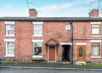 Thumbnail 2 bedroom terraced house for sale in Leonard Street, Oakengates, Telford