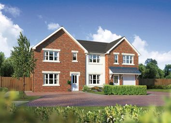 Thumbnail 4 bed semi-detached house for sale in The Carlton, Hunters Meadow, Auchterarder