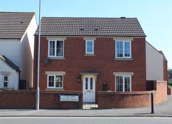 Thumbnail 3 bed detached house for sale in The Brambles, Trowbridge, Wiltshire