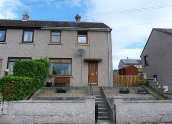 Thumbnail 2 bed flat to rent in South Covesea Terrace, Lossiemouth