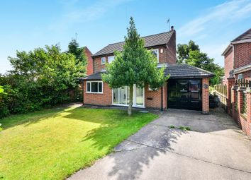 Thumbnail 3 bedroom detached house for sale in Forest Road, Kirkby-In-Ashfield, Nottingham