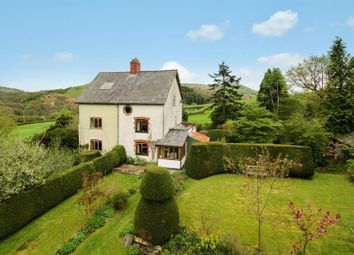 Thumbnail 2 bed semi-detached house for sale in Abbeycwmhir, Llandrindod Wells, Powys