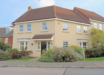 Thumbnail 4 bed semi-detached house for sale in Coughton Close, Daventry