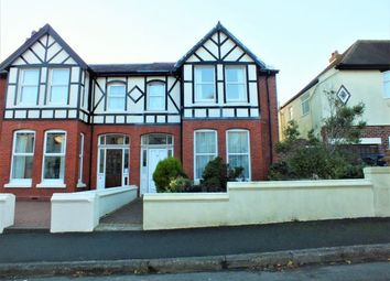 Thumbnail 4 bed end terrace house for sale in Belgravia Road, Onchan, Isle Of Man