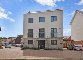 Thumbnail 4 bed detached house for sale in Beadsman Crescent, Leybourne, West Malling, Kent