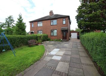 Thumbnail 2 bedroom semi-detached house for sale in Folly Lane, Cheddleton, Staffordshire