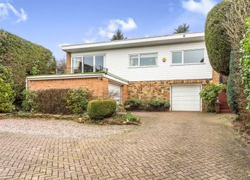 Thumbnail 4 bed detached bungalow for sale in Westfields, Catshill, Bromsgrove