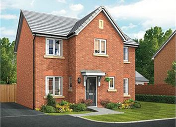 Thumbnail 4 bed detached house for sale in The Nightingale School Lane, Guide, Blackburn