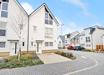 Thumbnail 2 bed semi-detached house for sale in Eton Walk, Folkestone