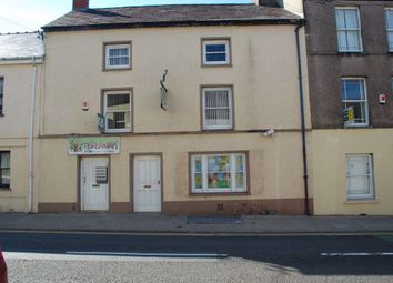 Thumbnail 1 bedroom flat to rent in Priory Street, Carmarthen
