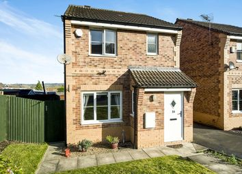 Thumbnail 3 bed detached house for sale in Meadowcroft Crescent, Castleford