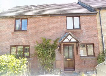 Thumbnail 2 bed terraced house for sale in Caer Newydd, Brackla, Bridgend.