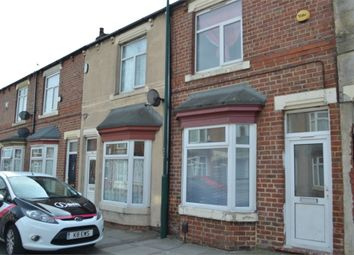 Thumbnail 2 bed terraced house for sale in King Street, South Bank, Middlesbrough