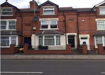 Thumbnail 1 bed flat to rent in Highfields, Leicester