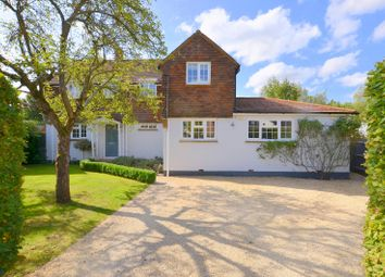 Thumbnail 4 bed detached house for sale in Northcote Crescent, West Horsley