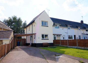 Thumbnail 3 bed end terrace house for sale in Middleton Road, Mansfield Woodhouse