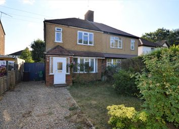 Thumbnail 3 bed semi-detached house for sale in Ashley Road, St.Albans