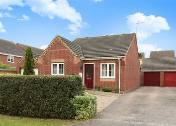 Thumbnail 2 bed detached bungalow for sale in Shackleton Close, Shortstown, Bedford