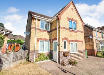 Thumbnail 4 bedroom detached house to rent in Association Way, Dussindale, Norwich