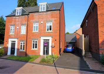Thumbnail 3 bedroom semi-detached house for sale in Perrott Way, Birmingham