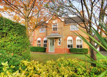 Thumbnail 4 bed detached house for sale in Boundary Drive, Morpeth