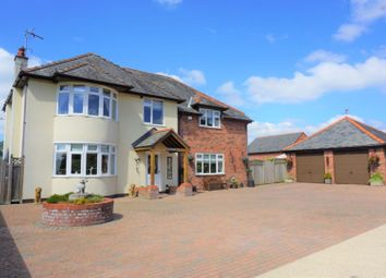 Thumbnail 5 bed detached house for sale in Stryt Isa, Penyffordd Chester
