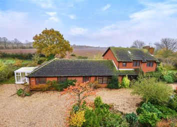 Thumbnail 4 bed detached house for sale in Fen Lane, East Keal