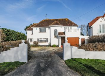Thumbnail 4 bed detached house for sale in Crossbush Road, Felpham