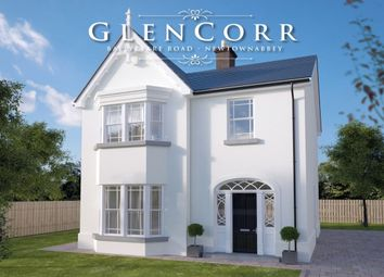 Thumbnail 4 bed detached house for sale in The Rectory, Glen Corr, Newtownabbey