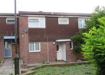 Thumbnail 3 bed terraced house for sale in Gunning Close, Bewbush, Crawley