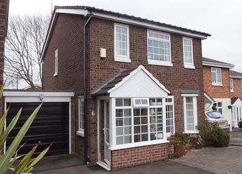 Thumbnail 3 bed link-detached house for sale in Bream, Two Gates, Tamworth