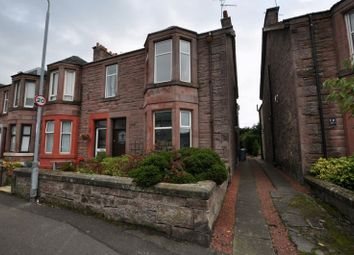Thumbnail 2 bed flat for sale in Shaftesbury Street, Alloa