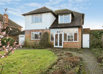Thumbnail 3 bed detached house for sale in Old Hadlow Road, Tonbridge