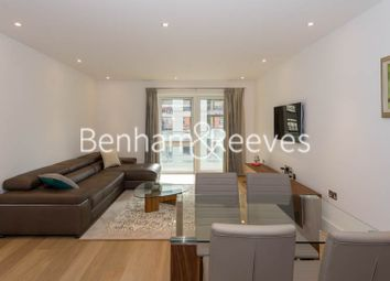 Thumbnail 2 bedroom flat to rent in Fulham Reach, Hammersmith