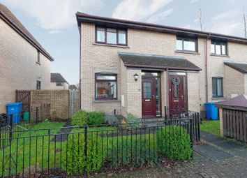 Thumbnail 2 bed end terrace house for sale in Mavisbank Gardens, Glasgow