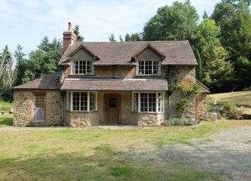 Thumbnail 4 bed detached house for sale in Owls Nest, Bringsty Common, Worcester