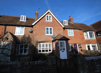 Thumbnail 3 bed terraced house to rent in High Street, Barcombe, Lewes