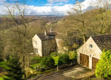 Thumbnail 4 bedroom cottage for sale in Northgate, Honley, Holmfirth