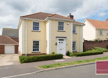4 bed detached house for sale in Vanguard Chase, New Costessey, Norwich NR5