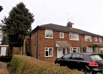 Thumbnail 2 bed maisonette to rent in Ratcliffe Road, Farnborough