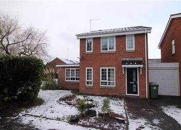Thumbnail 3 bed detached house to rent in Berkeley Close, Winyates Green, Redditch