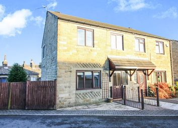 Thumbnail 3 bed semi-detached house to rent in Ducking Pond Close, Haworth, Keighley