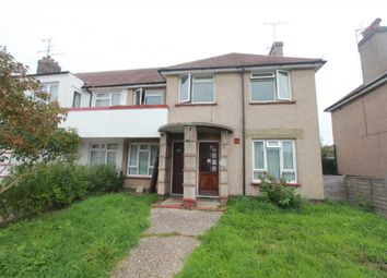 Thumbnail 2 bed maisonette for sale in Centrecourt Road, Broadwater, Worthing