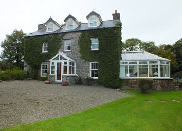 Thumbnail 4 bed detached house for sale in Ballavoddan, Phildraw Road, Ballasalla